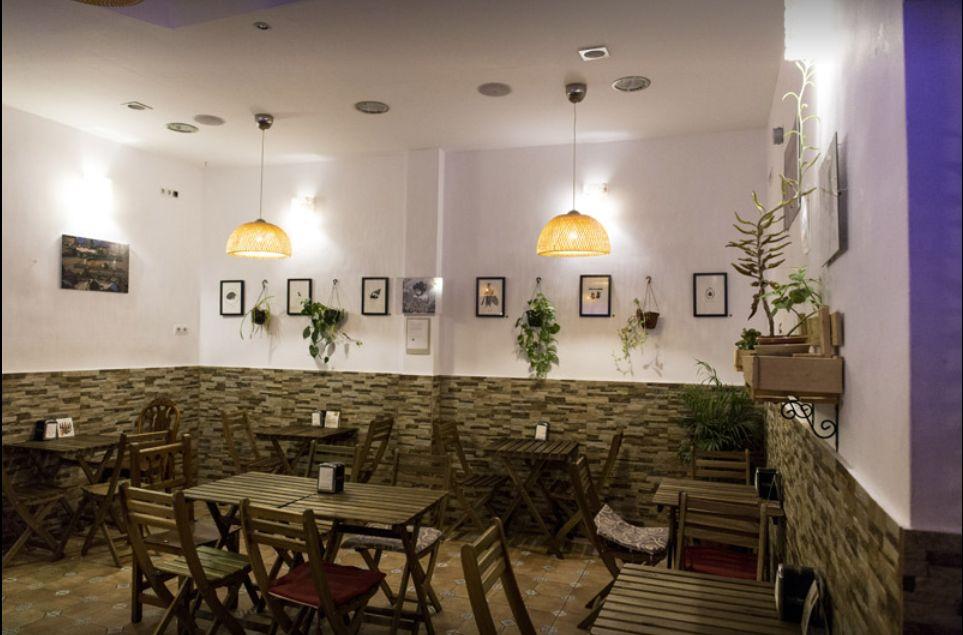 Bar de tapas en Lavapiés, Madrid