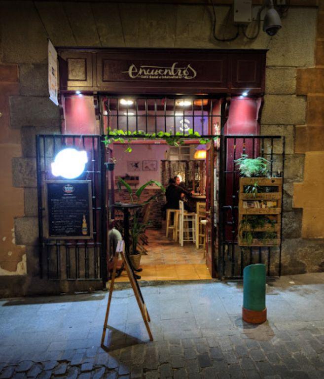 Música en directo en Lavapiés, Madrid