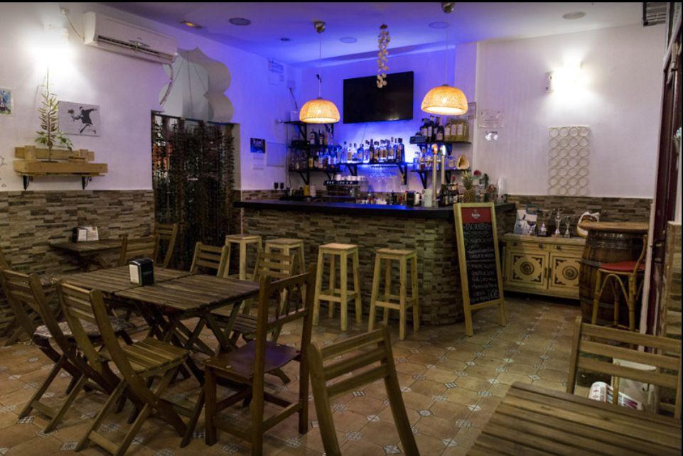 Cenas y copas en Lavapiés, Madrid