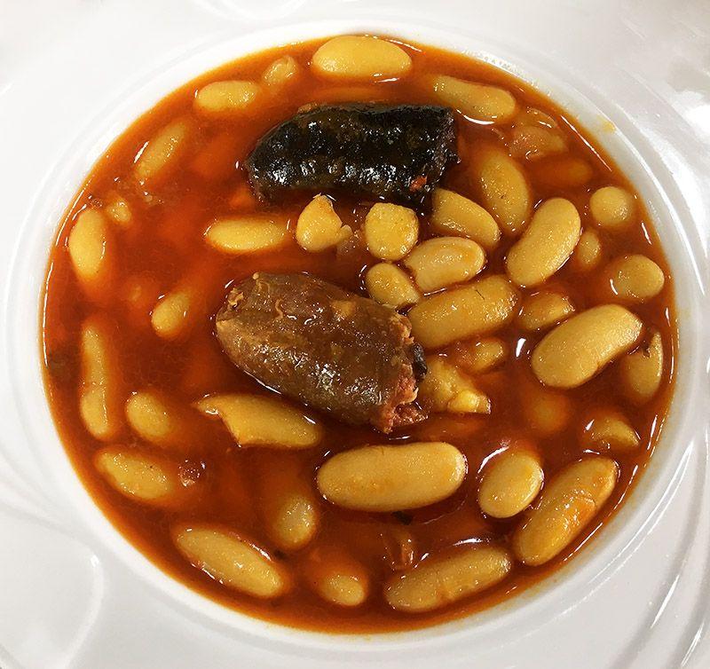 Cocina asturiana: Menús de Restaurante El Titi