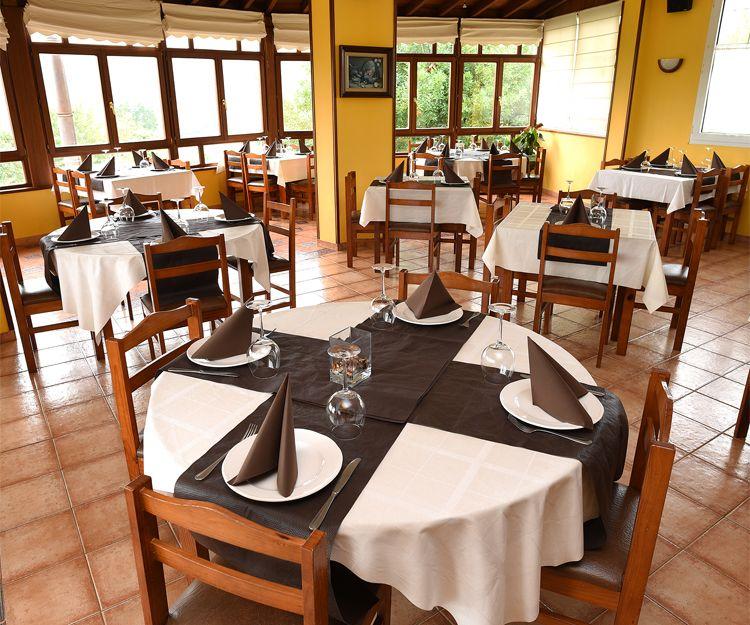 Cocina asturiana con las mejores vistas en el restaurante El Titi