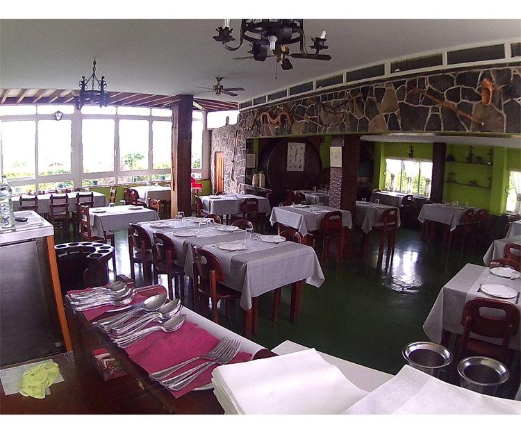 Interior de nuestro rrestaurante