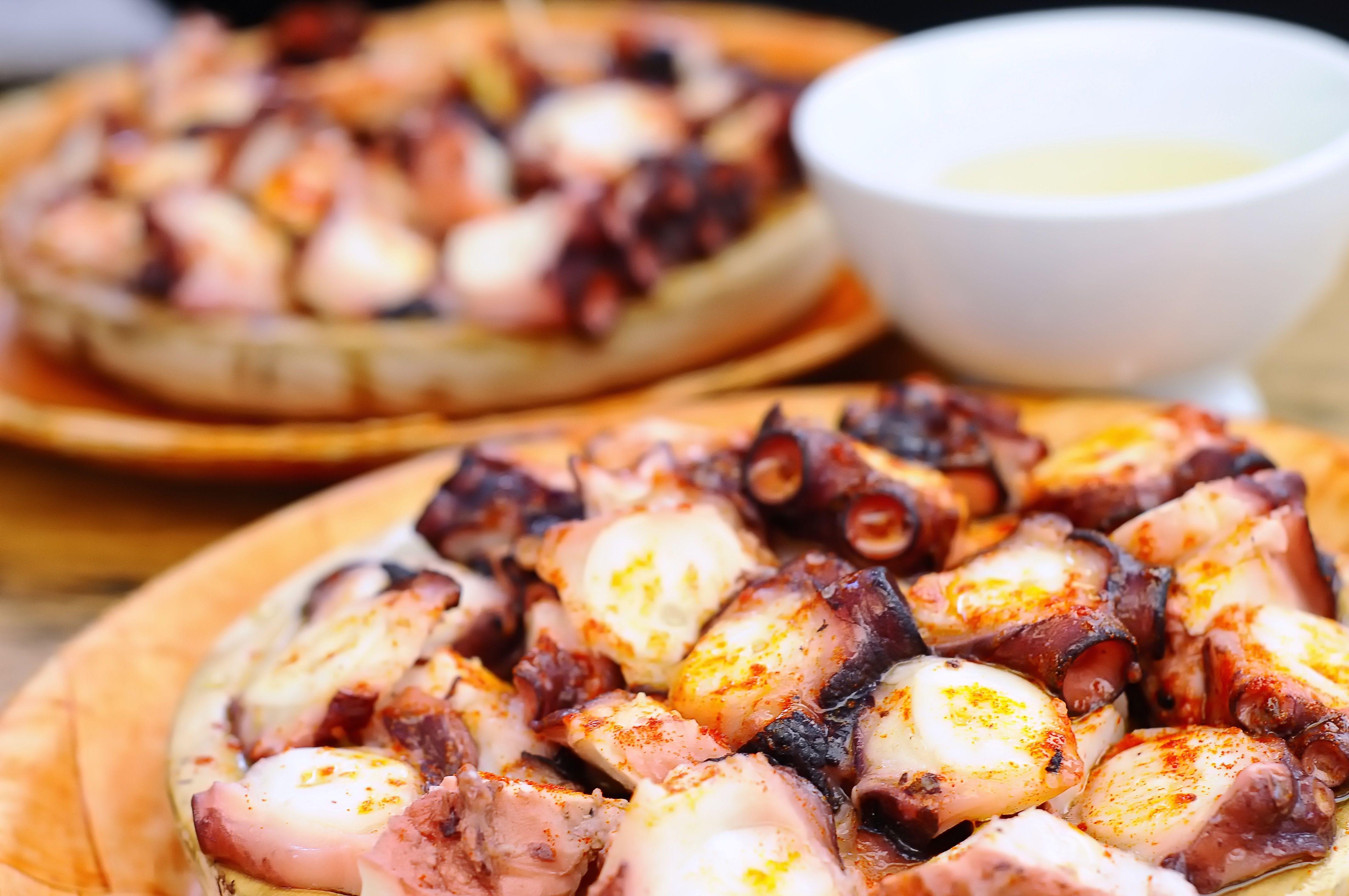 Entradas calientes: Menús de Restaurante El Titi