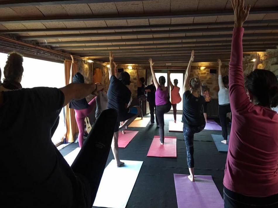 Encuentros de yoga