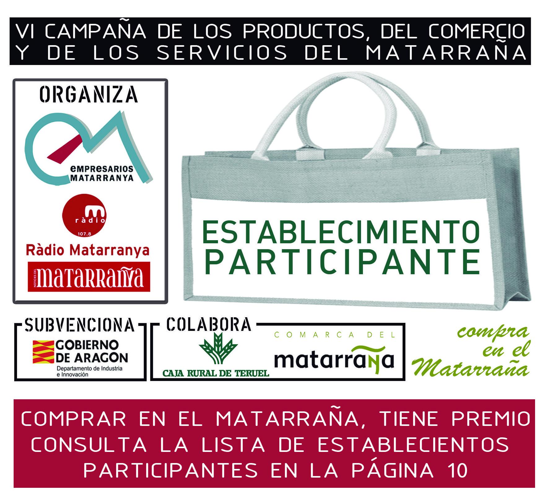 VI Campaña de los productos, del comercio y de los servicios del Matarraña
