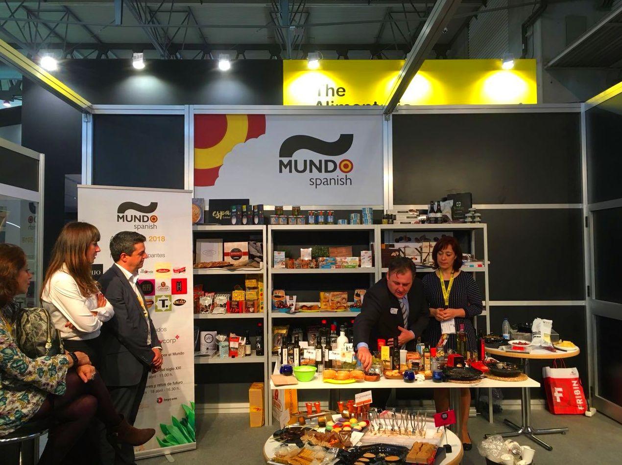 Exposición de nuestros productos
