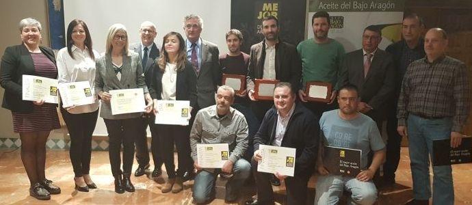 Concurso Mejor Aceite del Bajo Aragón