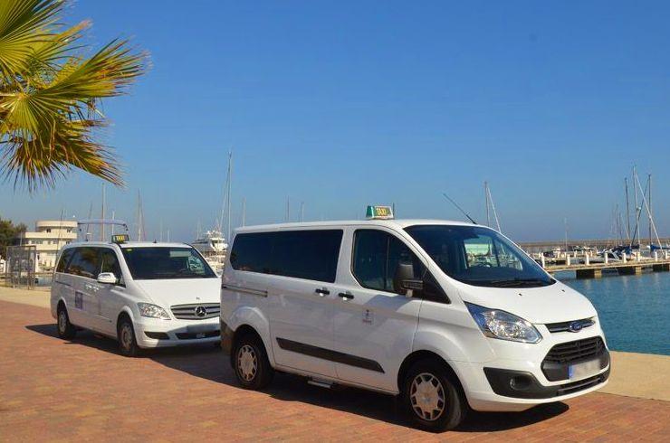 Vehículos: Servicios y vehículos de Taxi Eduardo