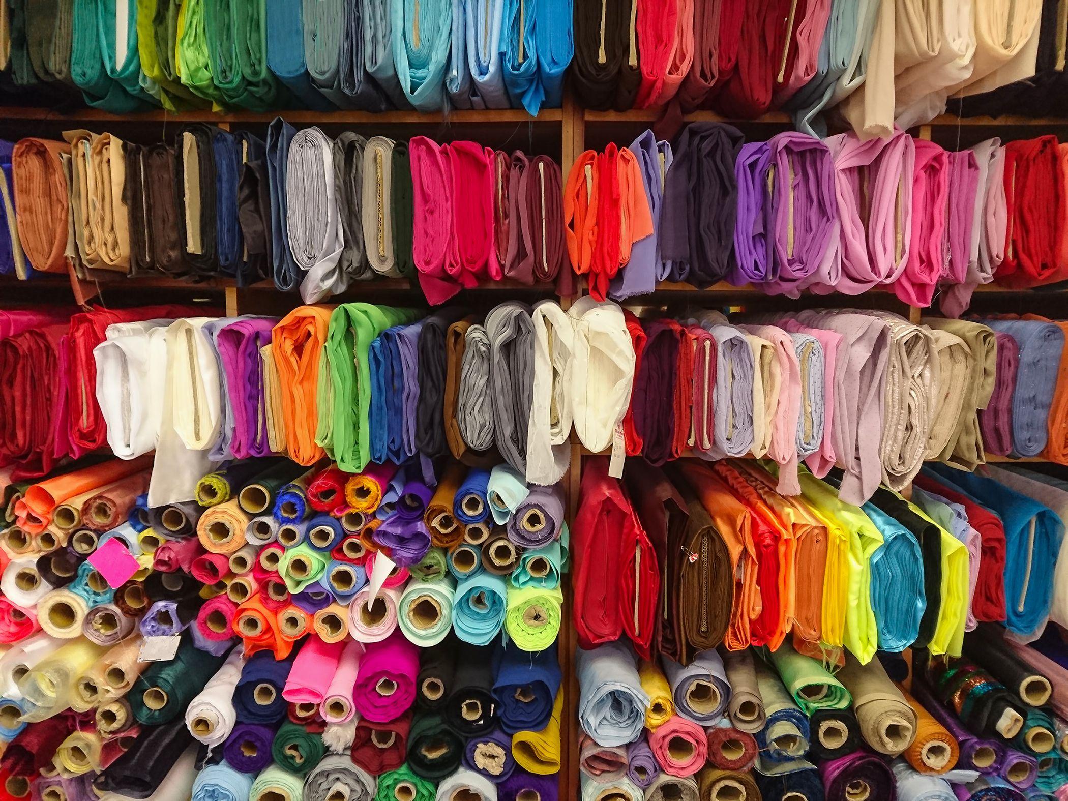 Distribuidor de textiles centro Barcelona