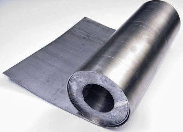 Plancha de plomo: Materiales - Distribuciones de AISLAMIENTOS LORSAN