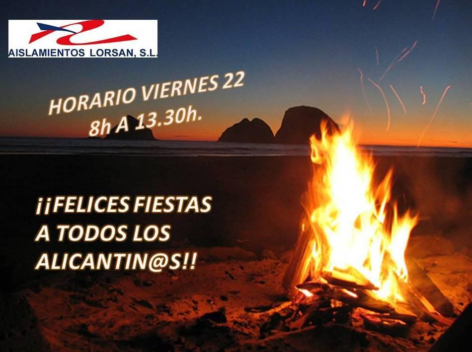 Foto 3 de Aislamientos acústicos y térmicos en Alicante | AISLAMIENTOS LORSAN
