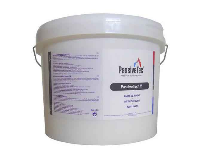 Pasta de juntas PassiveTec: Materiales - Distribuciones de AISLAMIENTOS LORSAN