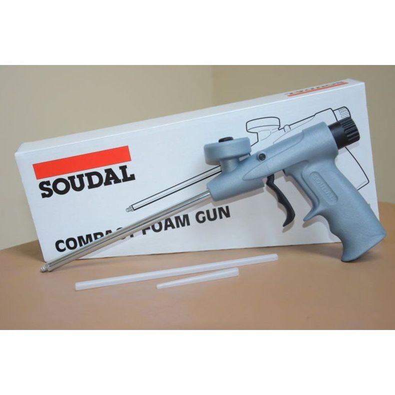 Pistola poliuretano PVC: Materiales - Distribuciones de AISLAMIENTOS LORSAN