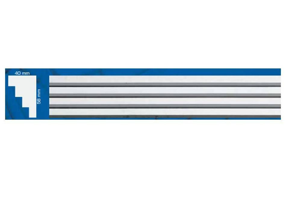 Moldura Escalera Mediana: Materiales - Distribuciones de AISLAMIENTOS LORSAN