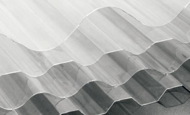 Policarbonato Corrugado: Materiales - Distribuciones de AISLAMIENTOS LORSAN