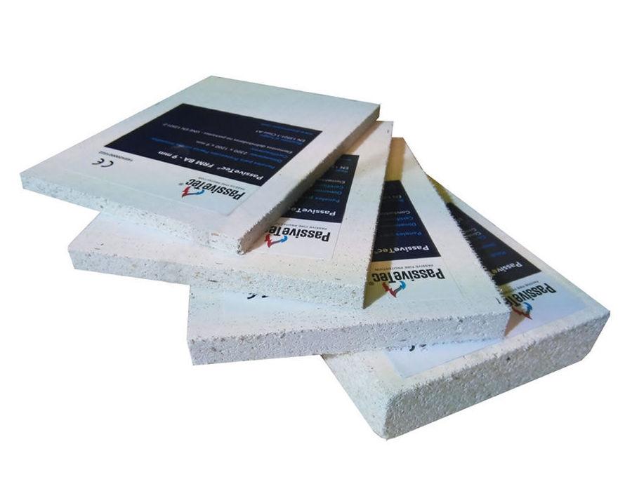Paneles PassiveTec FRM: Materiales - Distribuciones de AISLAMIENTOS LORSAN