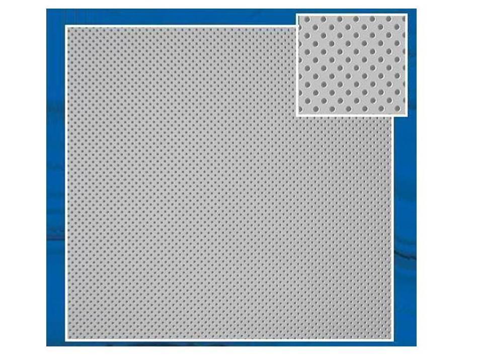 Techo Desmontable Mod. Semiperforada: Materiales - Distribuciones de AISLAMIENTOS LORSAN
