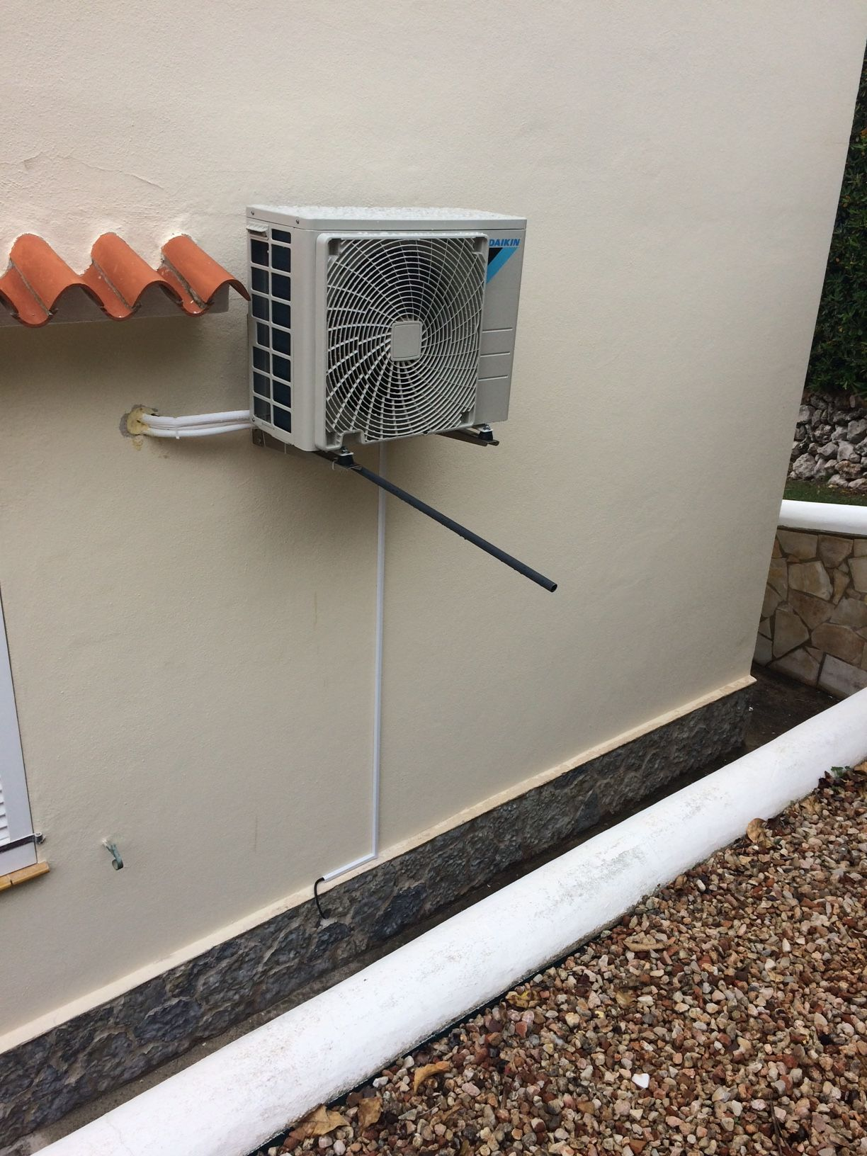 Aire acondicionado doméstico en Menorca