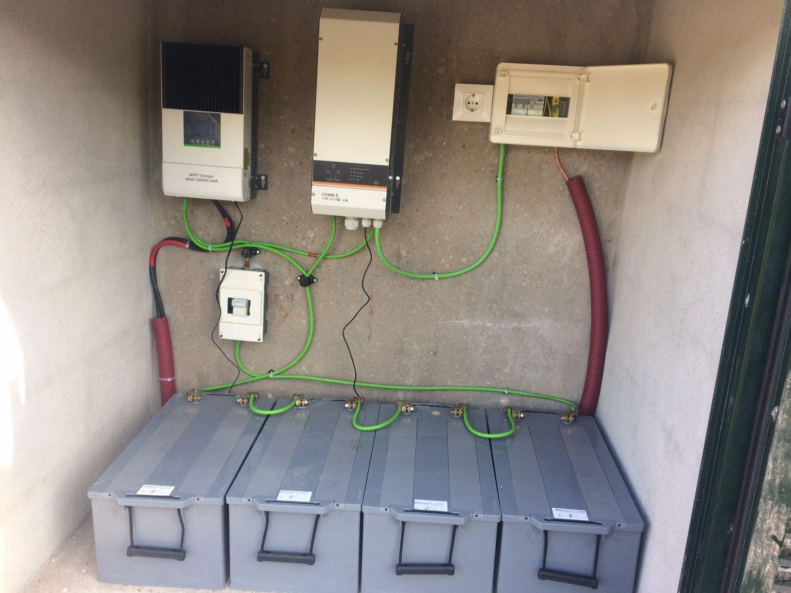 Reparación de instalaciones eléctricas en Menorca