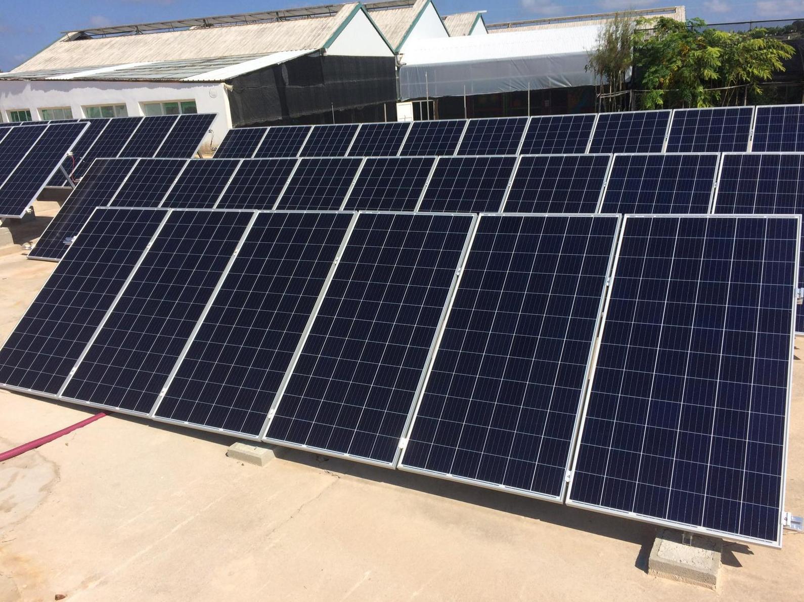 Placas solares Menorca