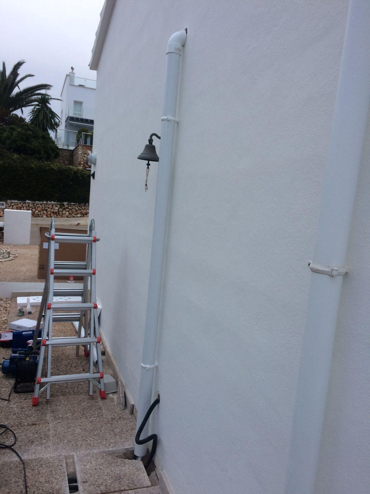 Frío industrial en Menorca