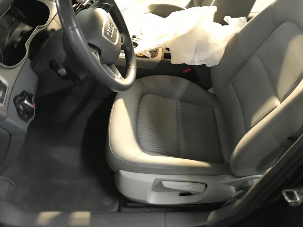 Limpieza de interior de vehículos