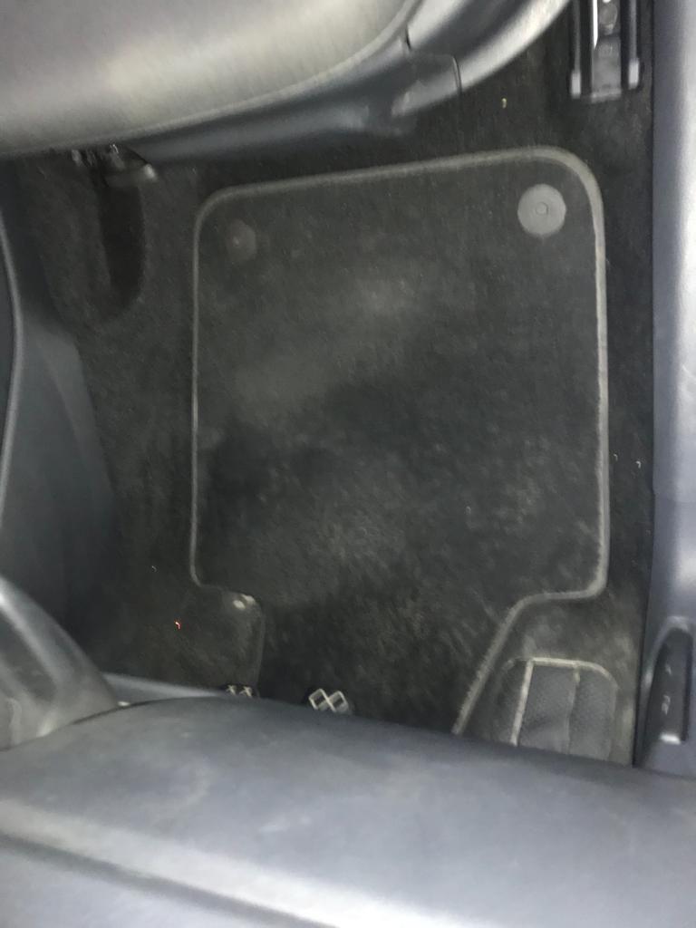 Lavado de vehículo por la zona externa