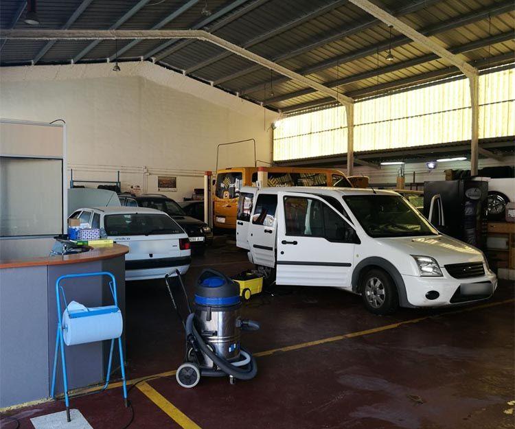 Mecánica en general en Alicante