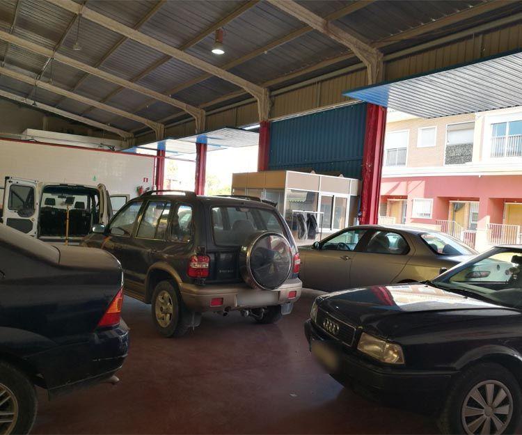Mecánica del automóvil en Elche