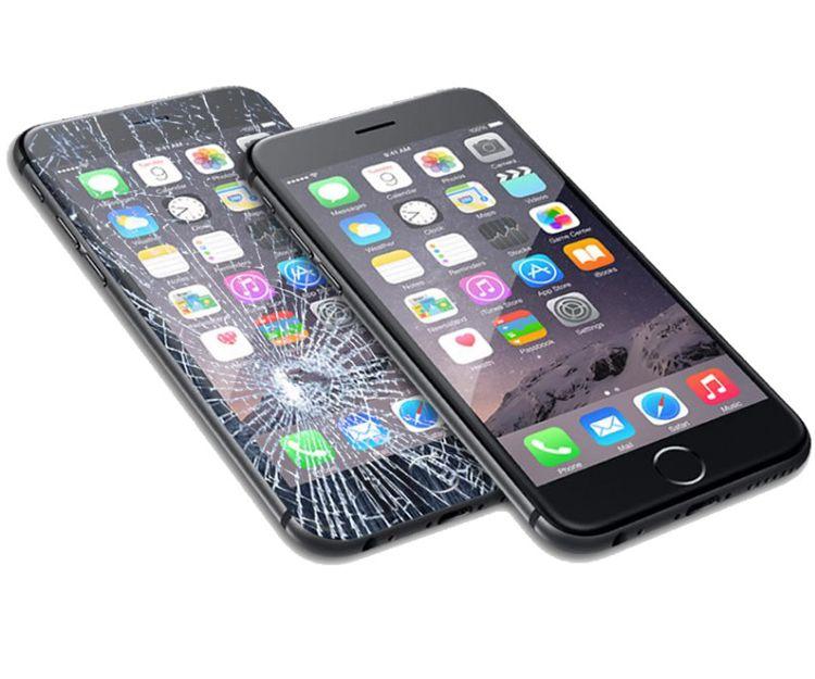 Cambios de pantalla de teléfonos móviles