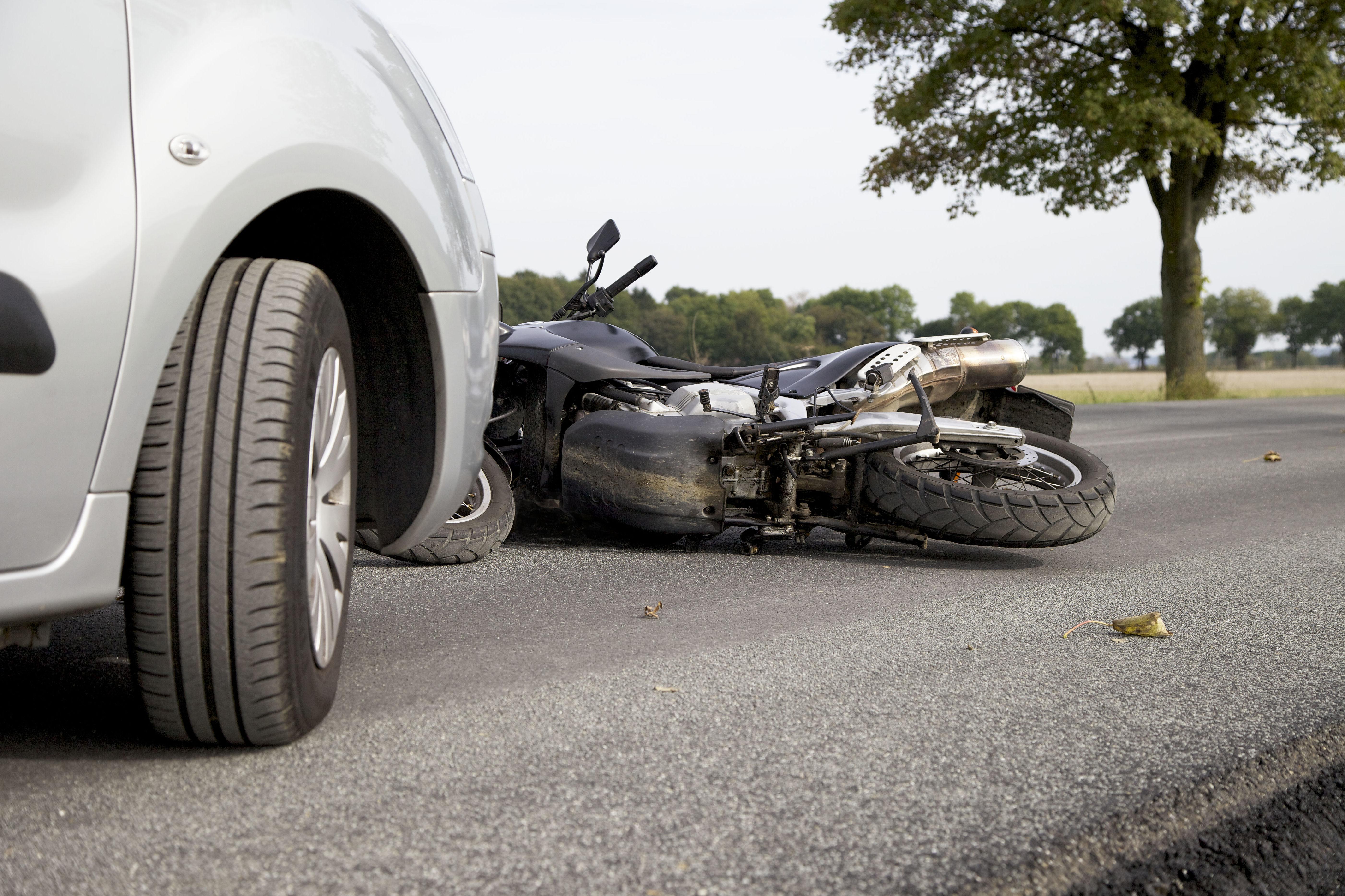 Motos: menos muertos en 2014