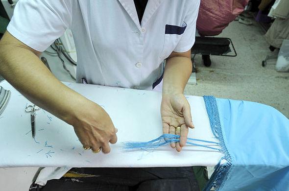 Limpieza y planchado de prendas delicadas