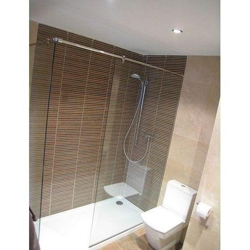 Frentes de armario y mamparas de baño: Catálogo aluminio y cerrajería de Aluminios Diego y Aldaba