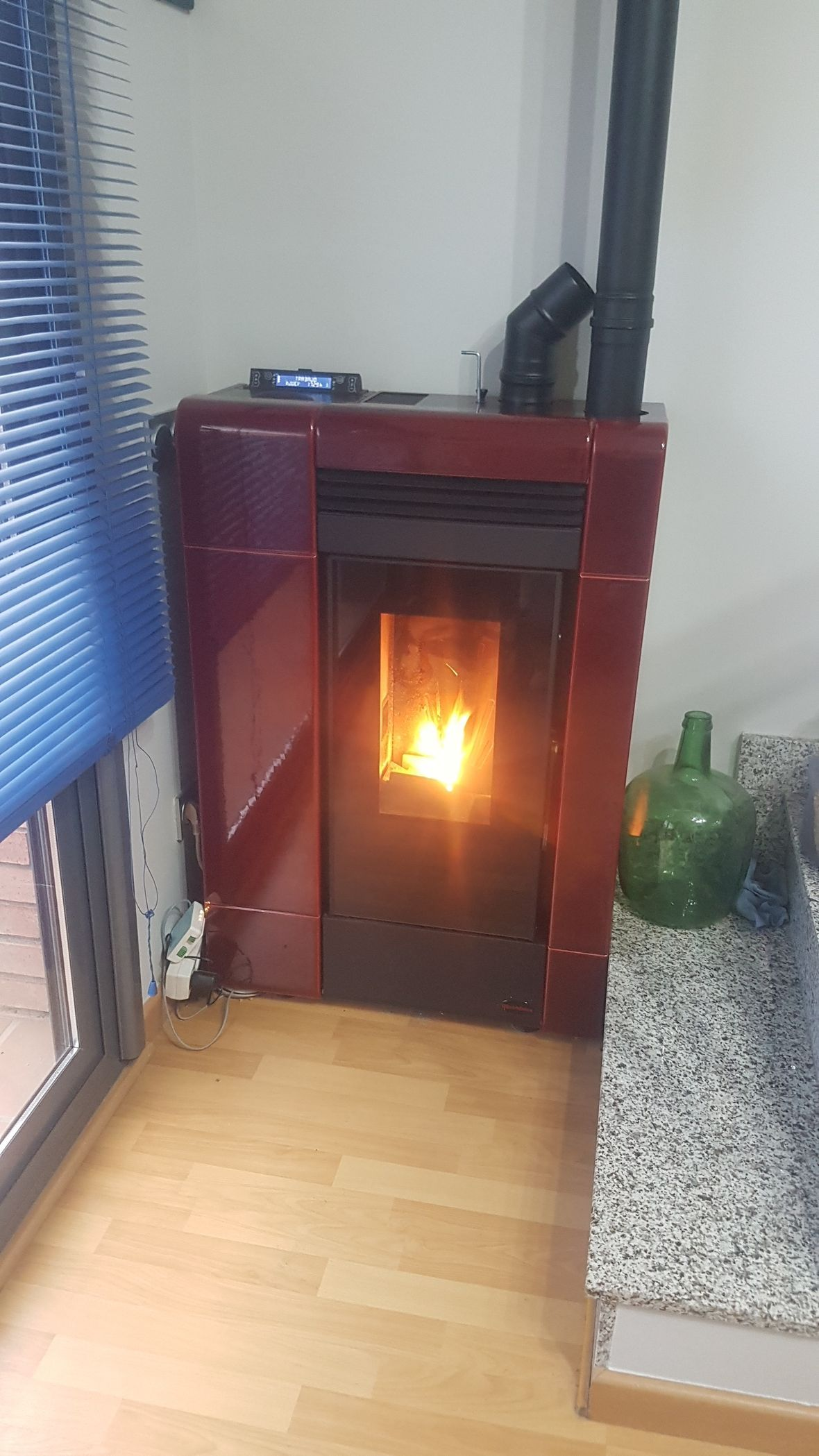 Instalación de biomasa en Vallés