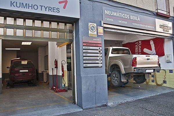 Taller de mecánica rápida en Valladolid