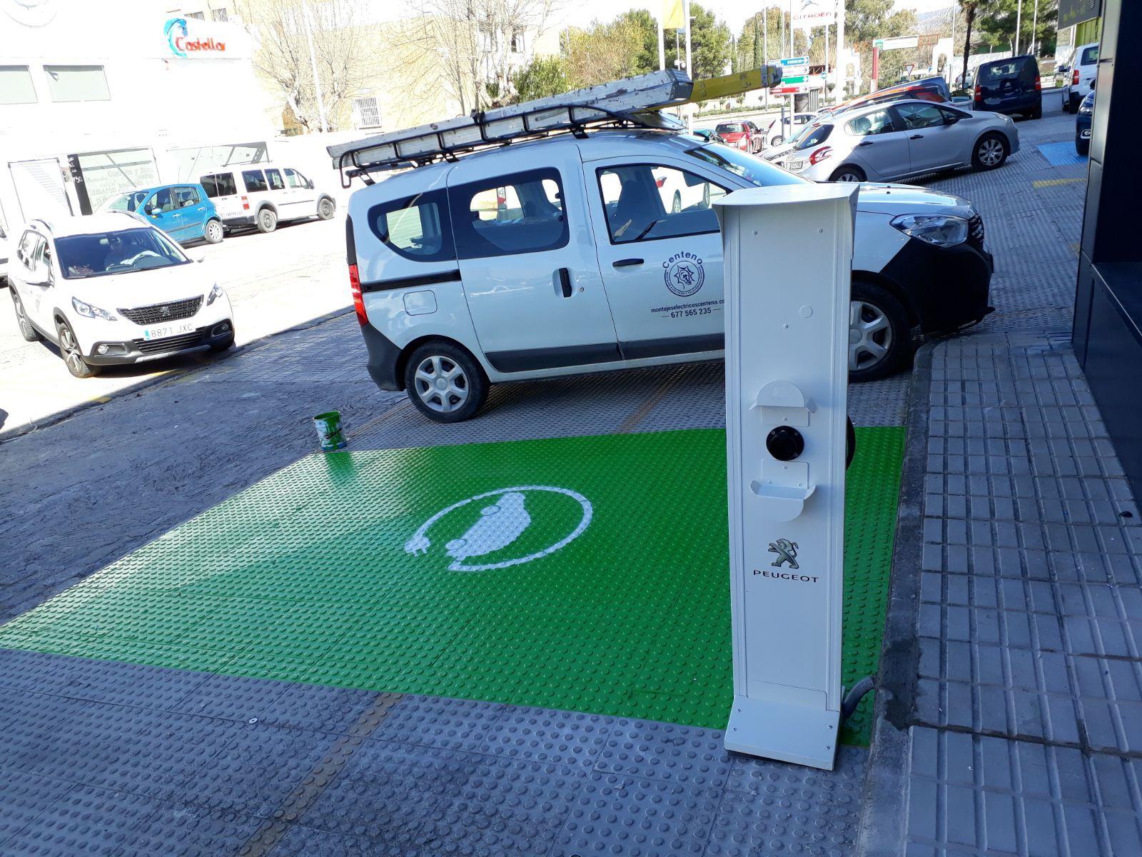 Instalaciones eléctricas en Jaén