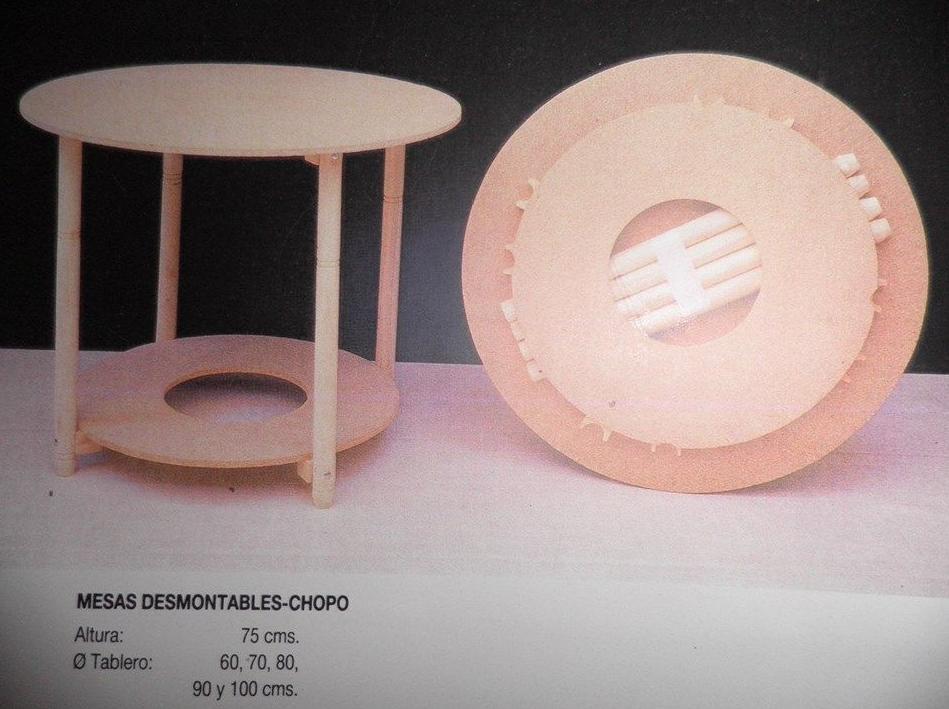 Mesas camilla: Catalogo de Decoración Vallejo