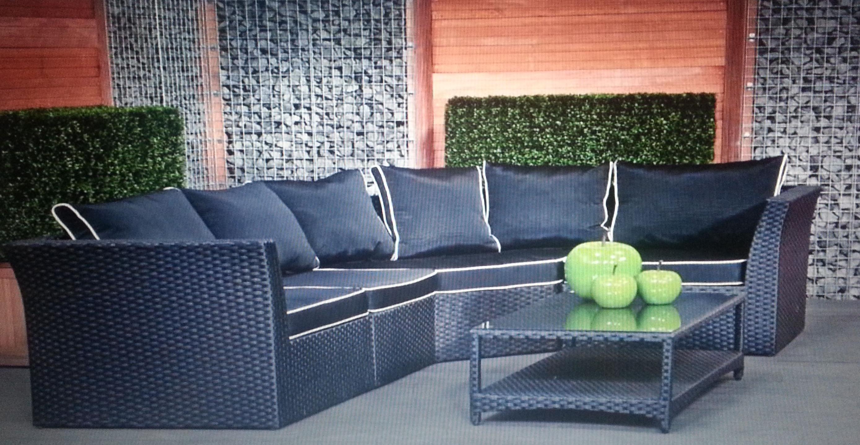 Muebles para tu terraza y jardín