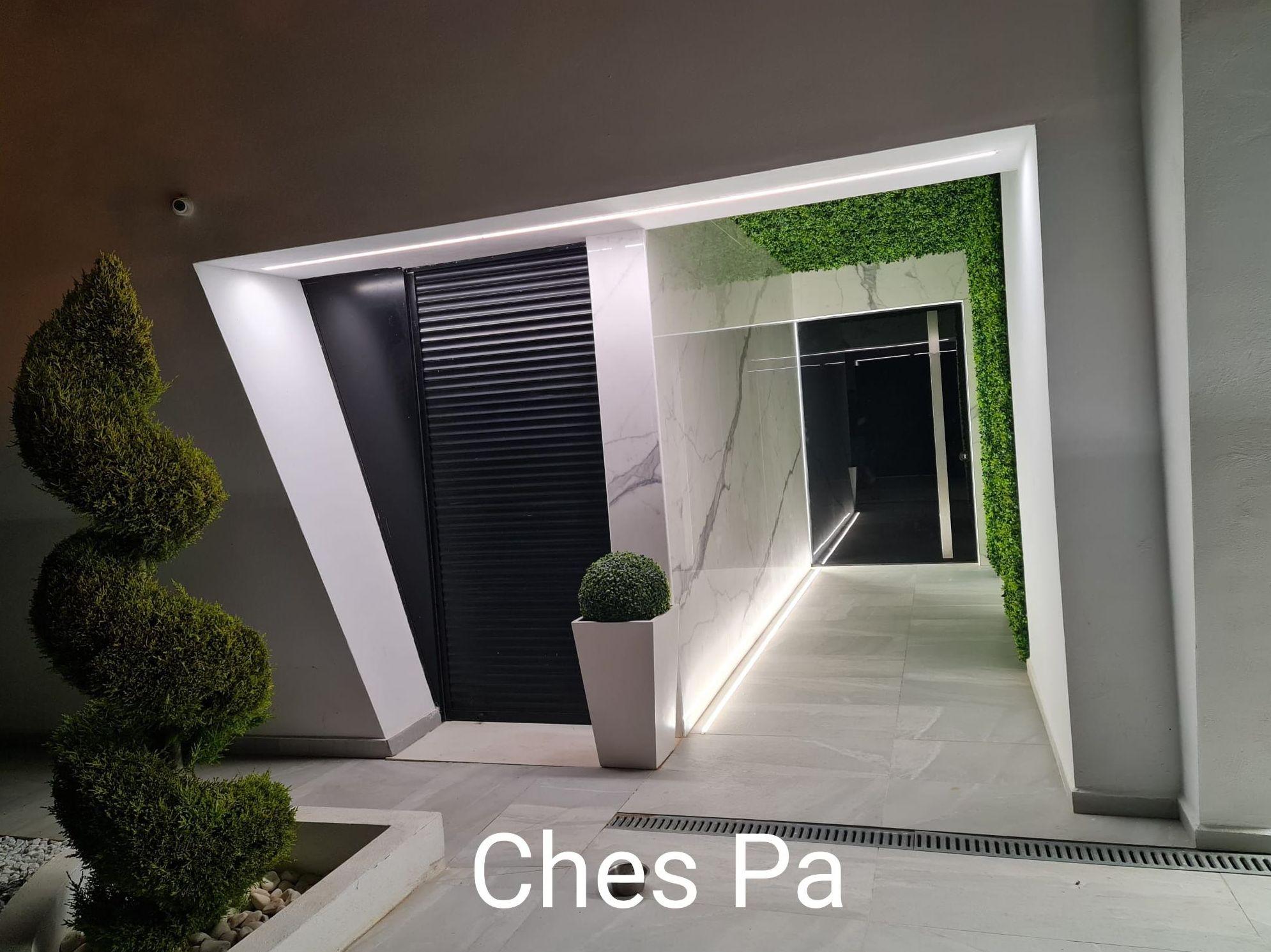 Proyecto jardin vertical artificial