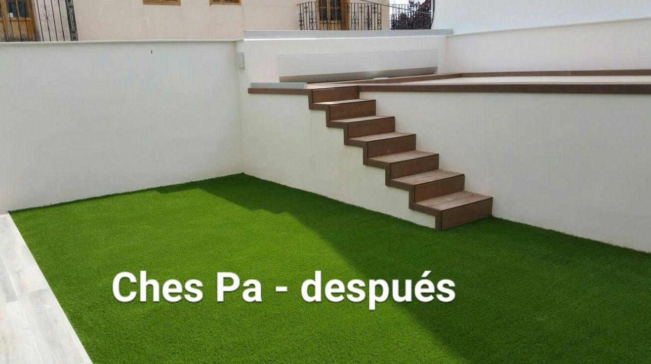 Foto 514 de Diseño y mantenimiento de jardines en  | Ches Pa, S.L.