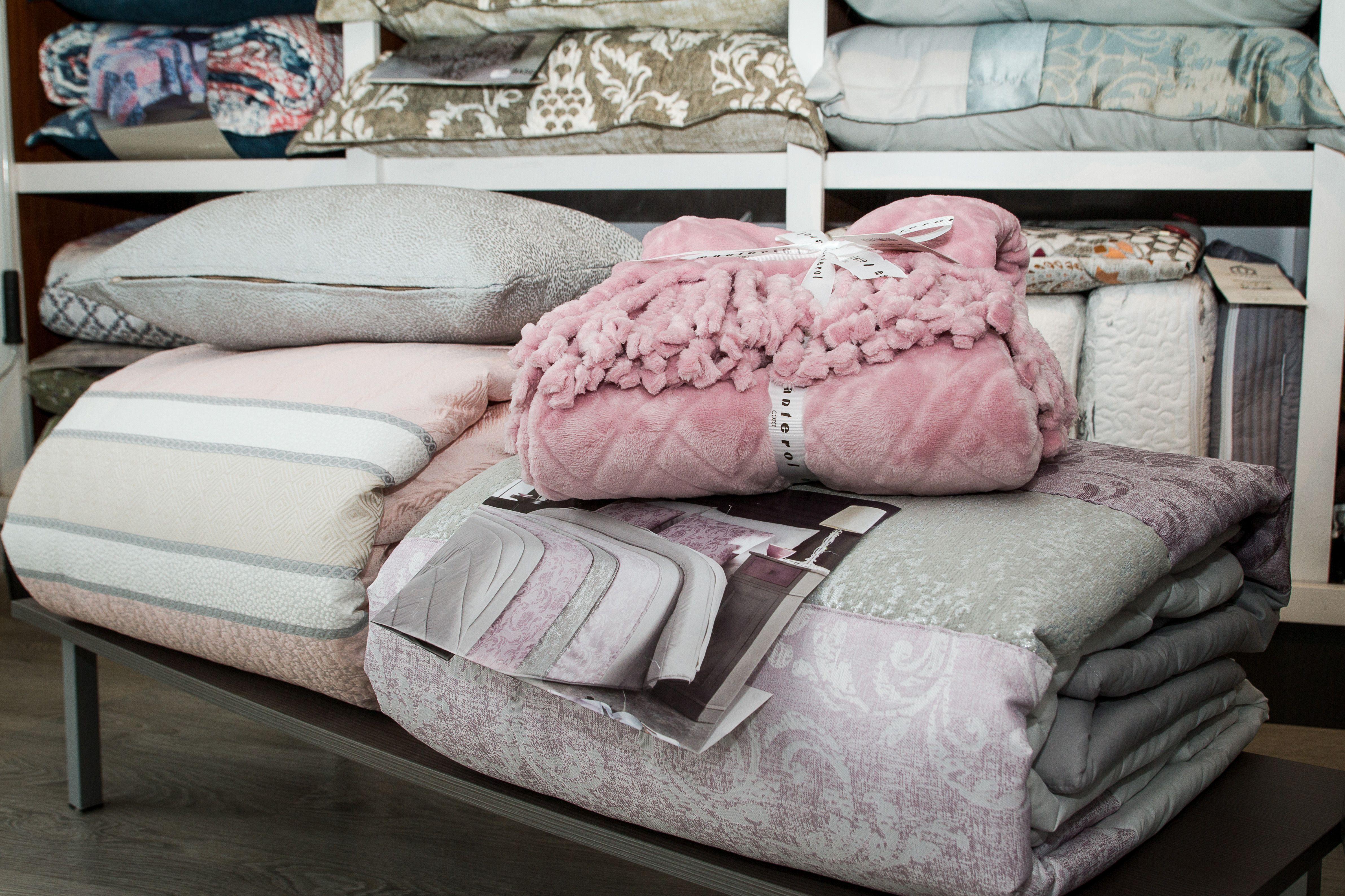 Mantas y ropa de hogar