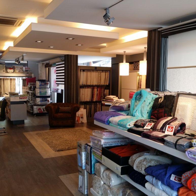 Tienda especializada en textiles del hogar en Tarragona