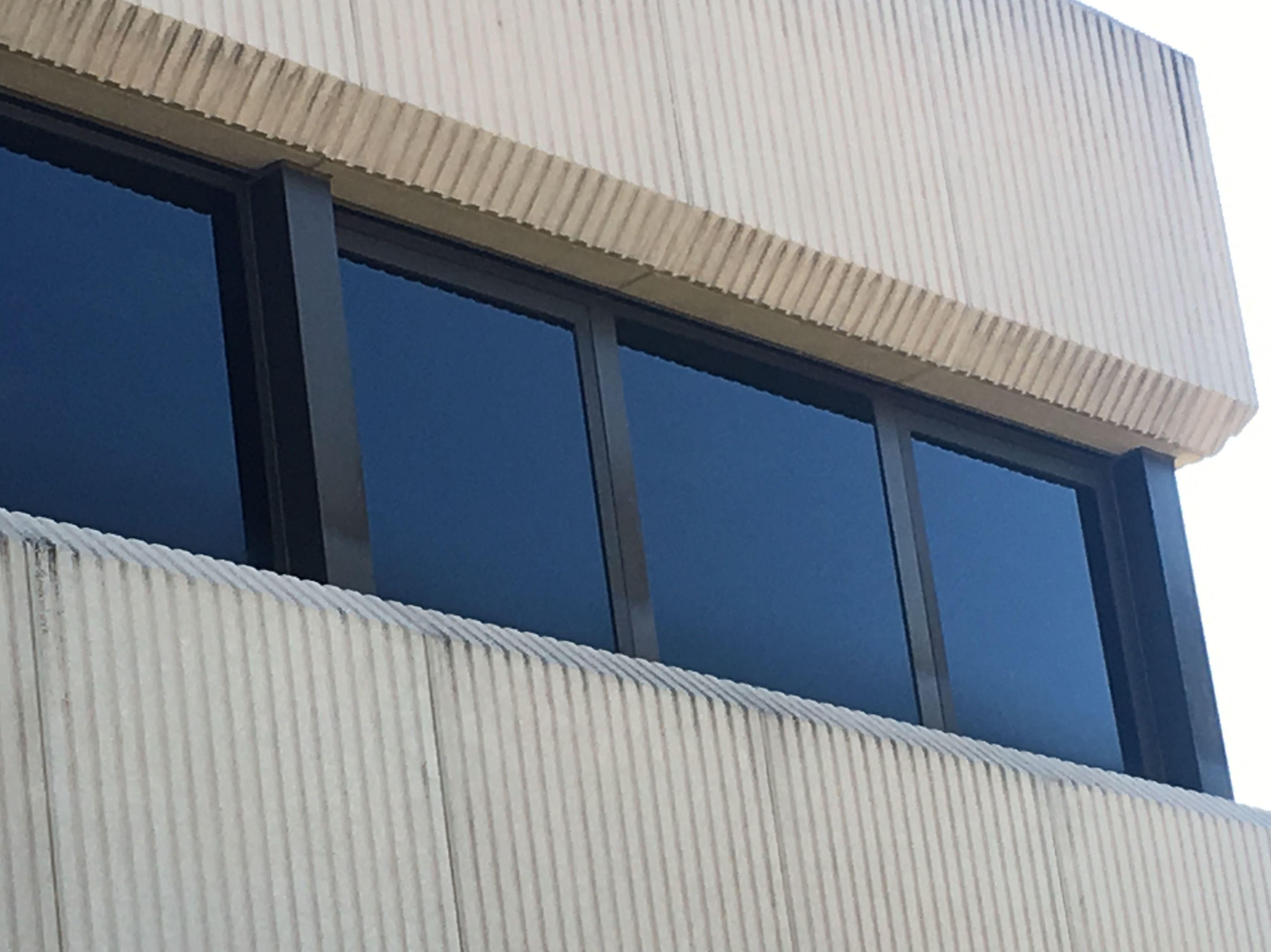 Edificio GMV, Valladolid, Limpieza de fachadas