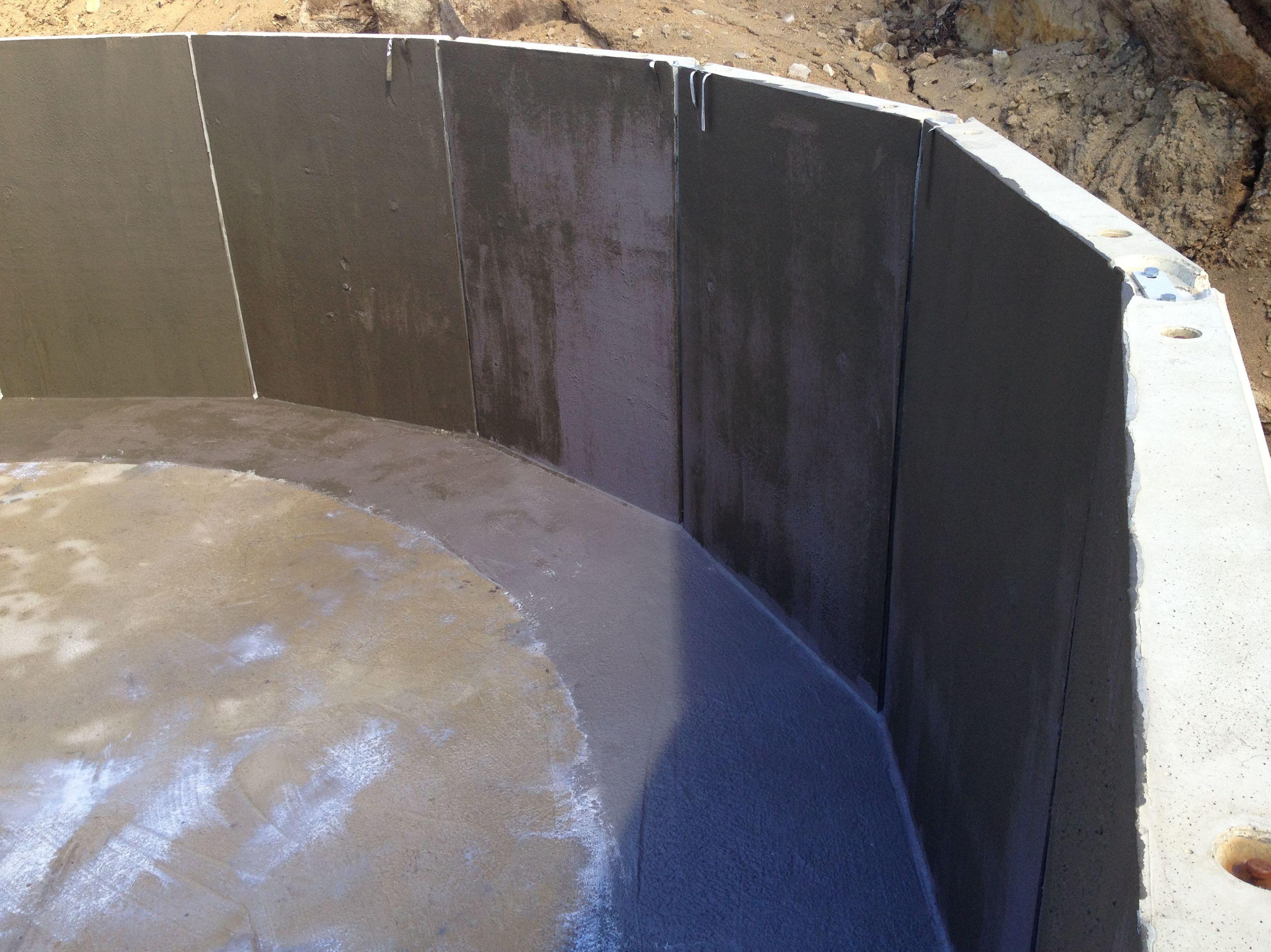 Impermeabilización de depósitos
