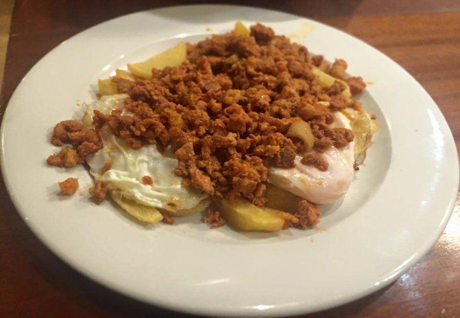 Los huevos de la gallina: Nuestra carta de Asador Maribel