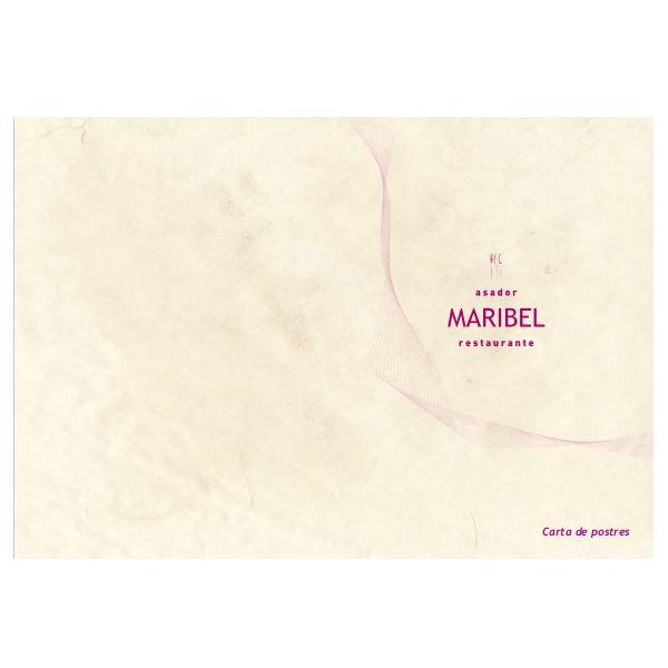 Postres y Vinos de Postre: Nuestra carta de Asador Maribel
