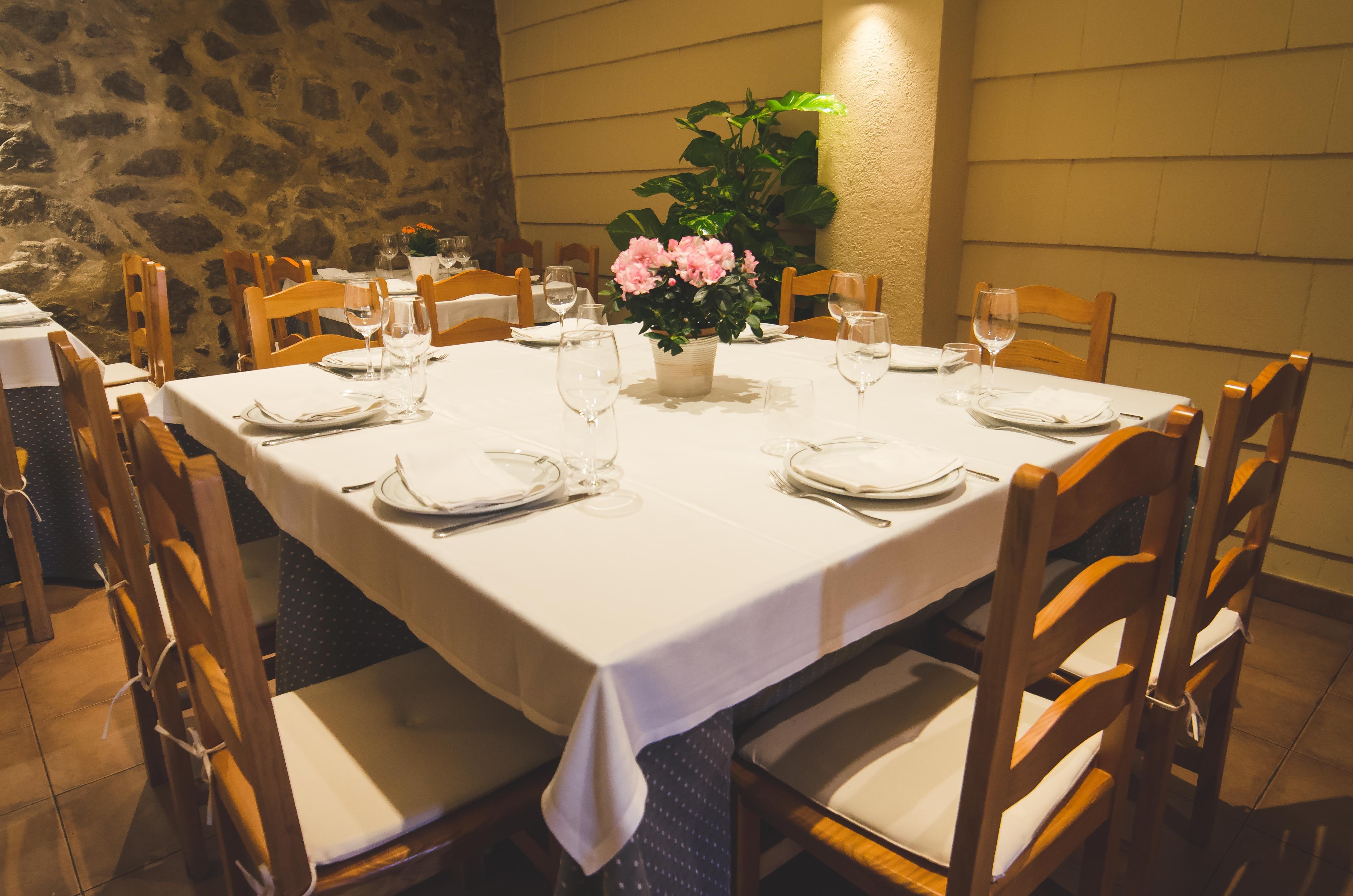 Restaurante para comer en Segovia