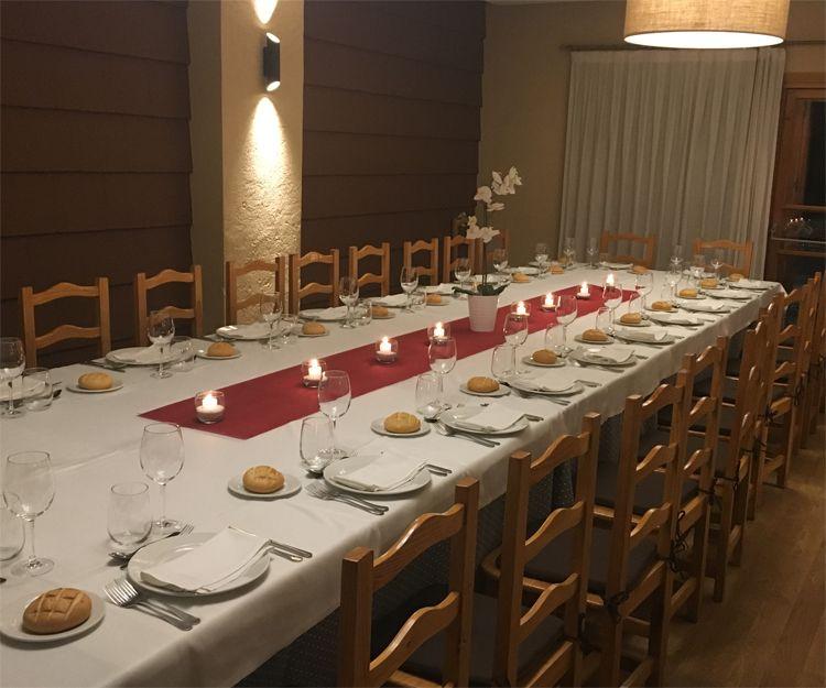 Restaurante en Segovia
