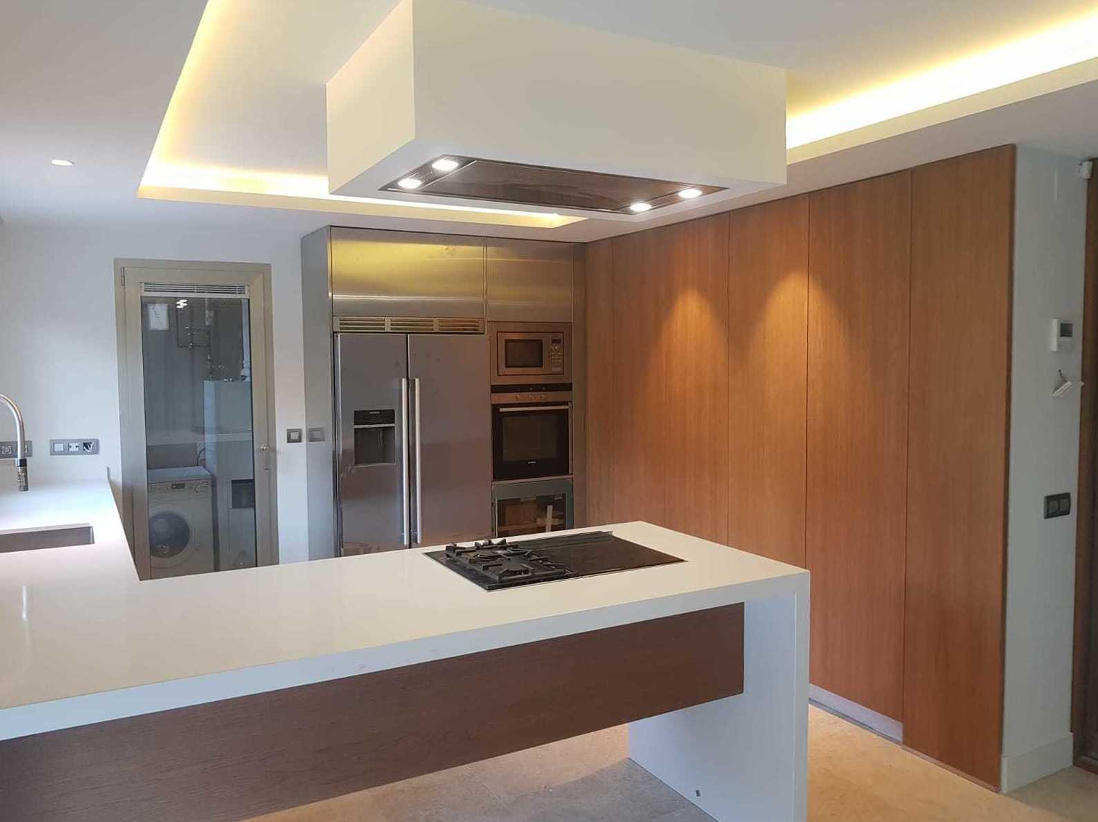 diseño e instalación de cocinas en Madrid