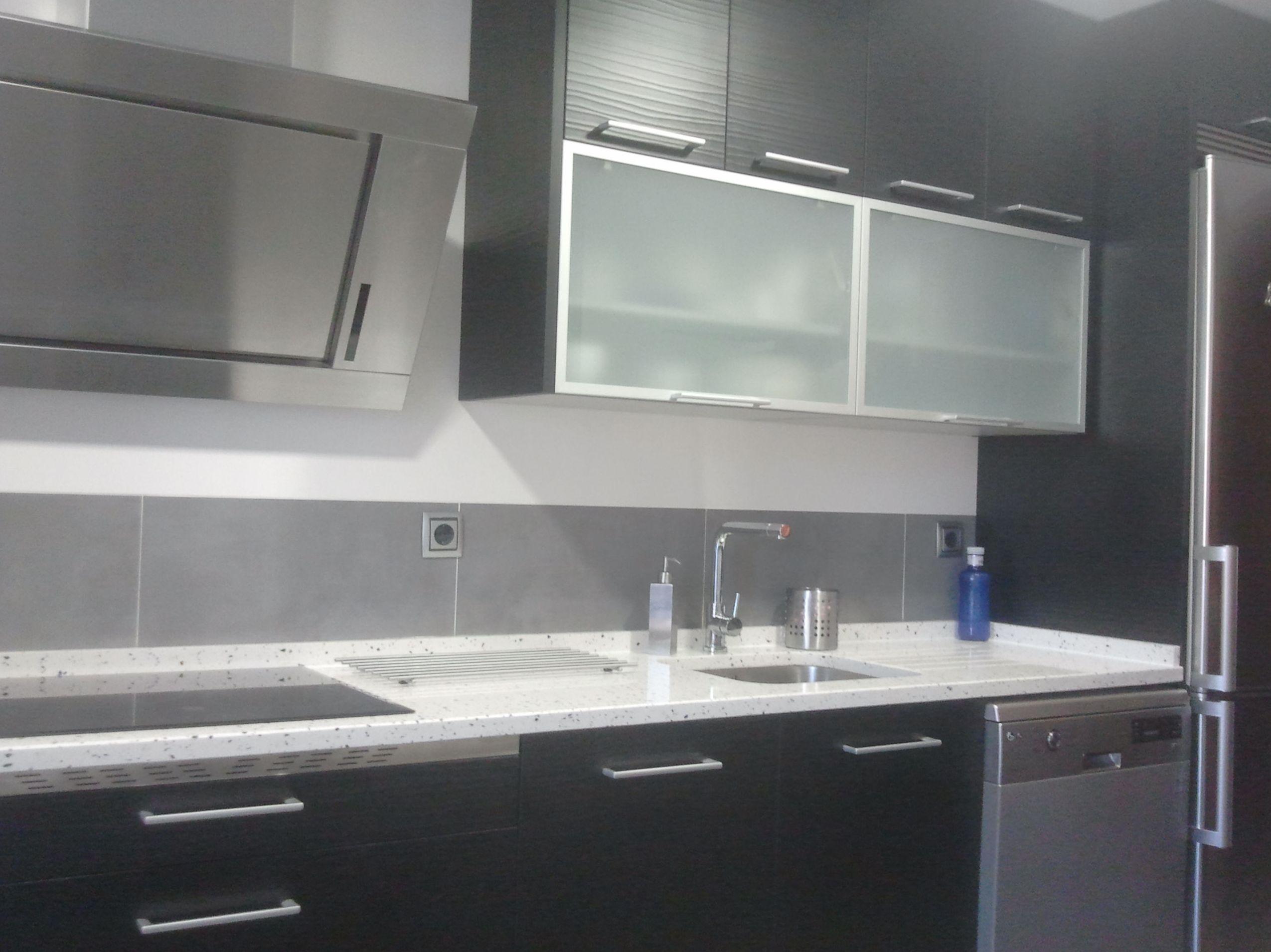 Reformas de cocina en Madrid